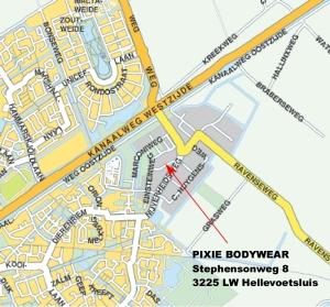PIXIE BODYWEAR - Stephensonweg 8 - Hellevoetsluis
